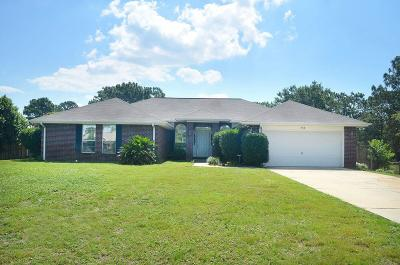 Navarre Single Family Home For Sale: 1918 Edgewood Drive