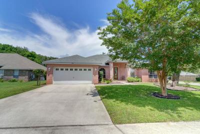 Gulf Breeze FL Single Family Home For Sale: $332,500
