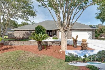 Navarre Single Family Home For Sale: 2810 Masters Boulevard