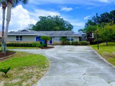 Gulf Breeze Single Family Home For Sale: 3336 Crestview Lane