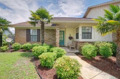 Gulf Breeze Single Family Home For Sale: 1522 Portside Drive