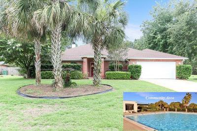 Navarre FL Single Family Home For Sale: $337,900