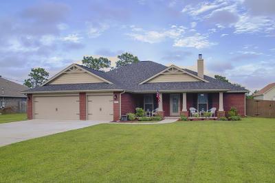 Navarre FL Single Family Home For Sale: $365,000