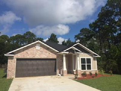 Navarre FL Single Family Home For Sale: $267,250