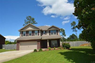Gulf Breeze FL Single Family Home For Sale: $350,000