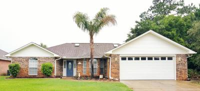 Gulf Breeze FL Single Family Home For Sale: $374,900