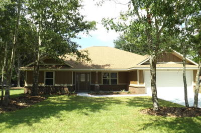 Navarre FL Single Family Home For Sale: $324,400