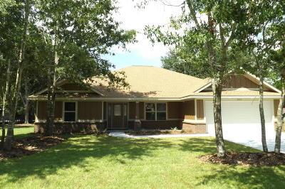 Navarre FL Single Family Home For Sale: $329,000