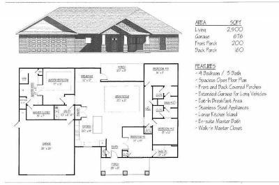 Navarre FL Single Family Home For Sale: $360,000