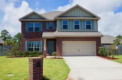 Gulf Breeze FL Single Family Home For Sale: $300,000