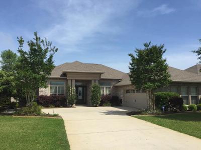 Navarre FL Single Family Home For Sale: $445,000