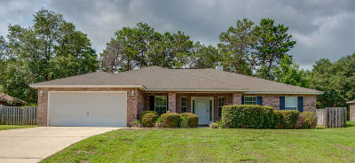 Navarre FL Single Family Home For Sale: $275,000
