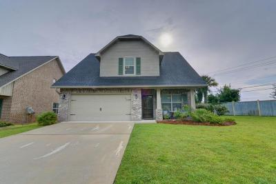 Navarre FL Single Family Home For Sale: $270,000
