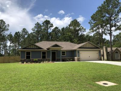 Navarre FL Single Family Home For Sale: $245,000