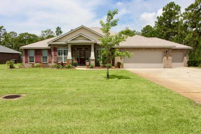 Navarre FL Single Family Home For Sale: $389,900