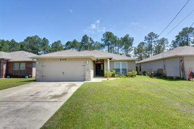 Navarre FL Single Family Home For Sale: $235,000