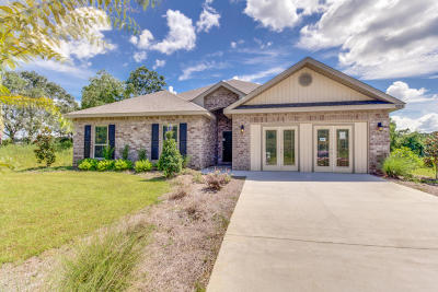 Navarre FL Single Family Home For Sale: $284,650