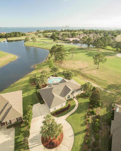 Gulf Breeze FL Single Family Home For Sale: $499,900