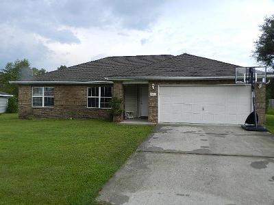 Navarre FL Single Family Home For Sale: $200,000