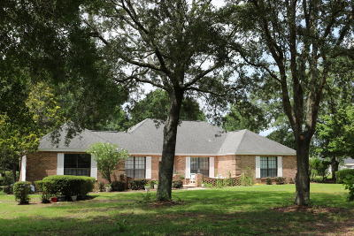 Milton Single Family Home For Sale: 6229 Pine Blossom Road