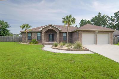Navarre FL Single Family Home For Sale: $310,000