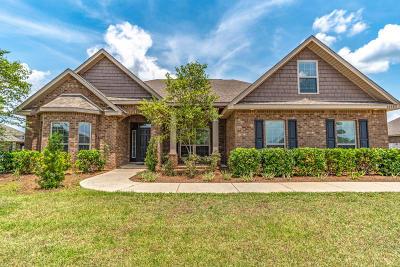 Crestview Single Family Home For Sale: 6231 Lapis Lane