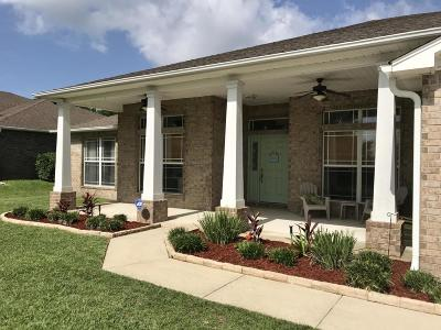 Navarre FL Single Family Home For Sale: $304,000