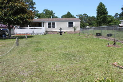 Navarre FL Single Family Home For Sale: $97,000