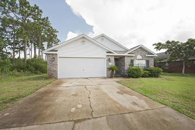 Navarre FL Single Family Home For Sale: $242,000