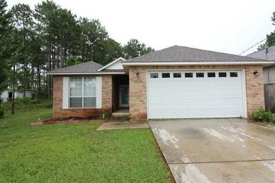 Gulf Breeze Single Family Home For Sale: 1638 Stanford Road