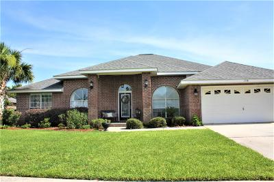 Gulf Breeze FL Single Family Home For Sale: $397,500