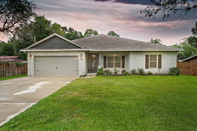 Fort Walton Beach Single Family Home For Sale: 1508 Heritage Road