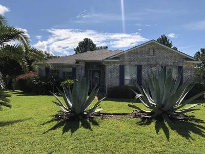 Navarre FL Single Family Home For Sale: $264,900