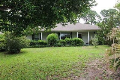 Gulf Breeze Single Family Home For Sale: 1312 Calcutta Drive