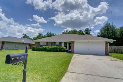 Gulf Breeze Single Family Home For Sale: 1864 Bay Pine Circle