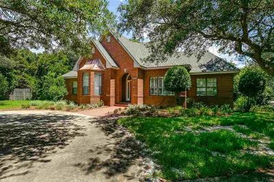 Gulf Breeze Single Family Home For Sale: 1114 Mary Fox Court
