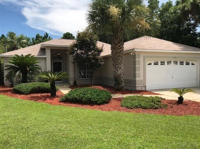 Gulf Breeze Single Family Home For Sale: 4371 Marilyn Court