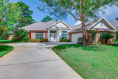 Navarre FL Single Family Home For Sale: $348,000