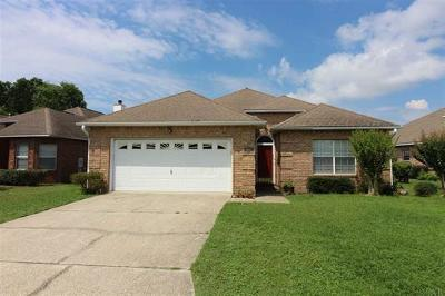 Gulf Breeze Single Family Home For Sale: 4053 Longwood Circle