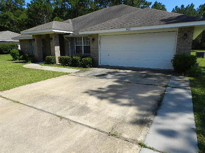 Navarre FL Single Family Home For Sale: $318,000