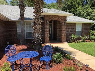 Gulf Breeze Single Family Home For Sale: 4246 Alexander Avenue