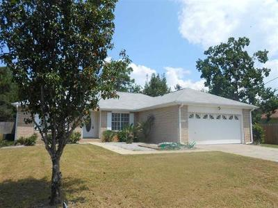 Gulf Breeze Single Family Home For Sale: 6460 Flagler Drive