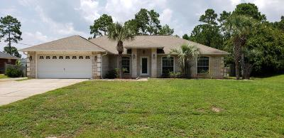 Navarre Single Family Home For Sale: 6744 Leisure Street