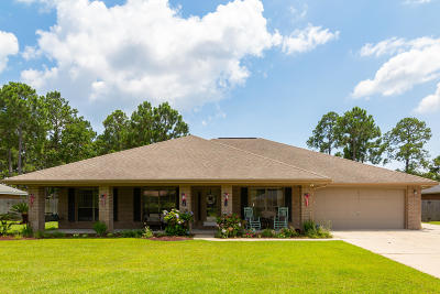 Navarre FL Single Family Home For Sale: $379,000