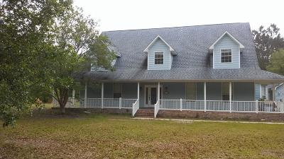 Navarre Single Family Home For Sale: 3420 Doyle Hawkins Road