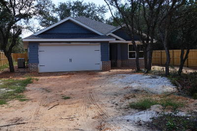 Navarre FL Single Family Home For Sale: $261,500