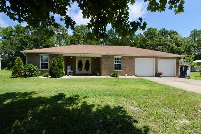 Navarre FL Single Family Home For Sale: $224,900