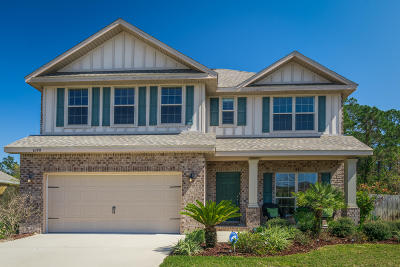 Gulf Breeze FL Single Family Home For Sale: $334,500