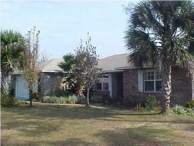 Navarre FL Single Family Home For Sale: $260,000