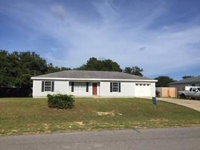 Navarre FL Single Family Home For Sale: $184,000